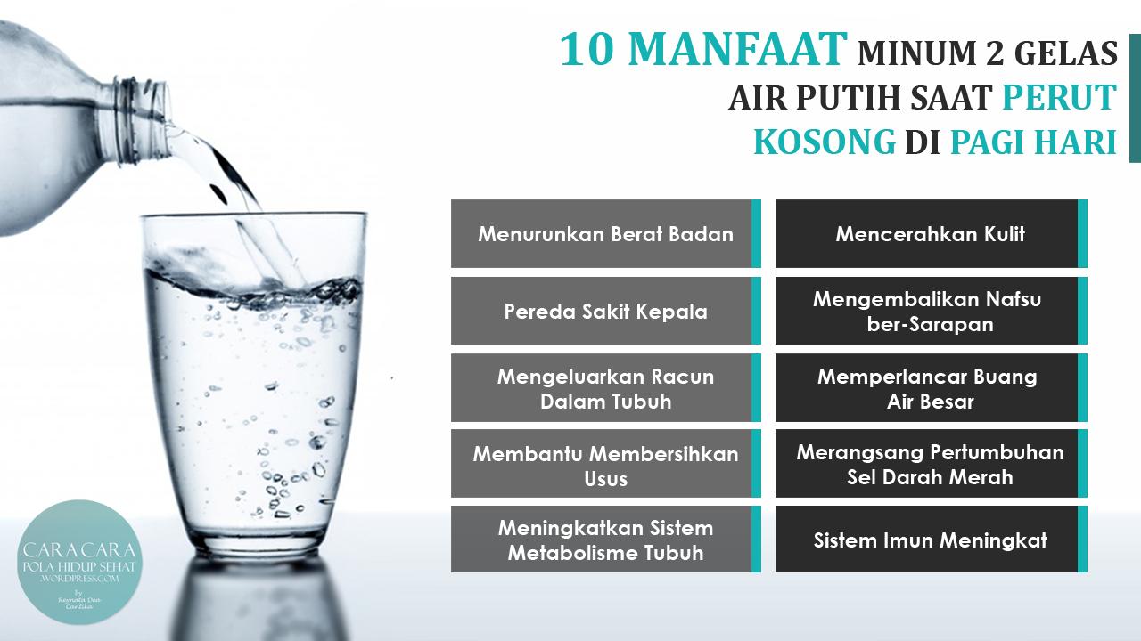 Manfaat Minum Air Suam Lepas Bangun Tidur Waktu Pagi Boleh Mencegah Pelbagai Penyakit Kartel Dakwah